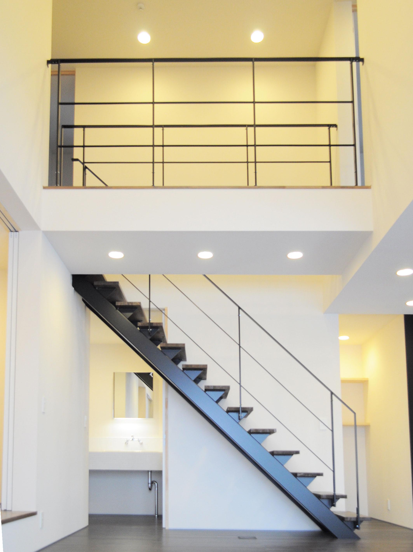 住宅階段・渡り廊下手摺